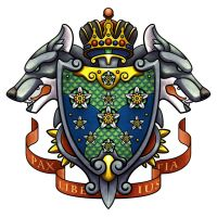 Coat of arms of Coldland by WesTalbott by Scottvisnjic