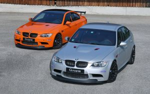 2014 G-Power BMW M3 GTS and CRT by ThexRealxBanks