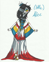 Little Alice by OkamiSayuri
