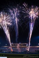 Rolex 24 Fireworks by Johnt6390
