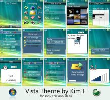 Vista Theme for k800i by scorpion919