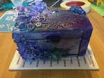 Flower topped box by jurei