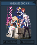 Absolute Duo V2 - winter 2015 - Anime icon by Aliceieous