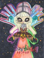 Born This Way Chibi 1 by GAGAISMYSOUL
