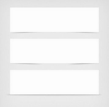 Content Box Shadows PSD by ormanclark