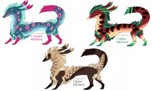 _Point Adoptables: OPEN by Colorful-Gray