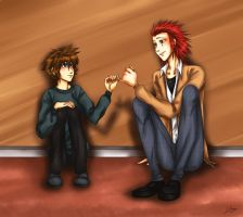 SMTM - Never give up by x-Lilou-chan-x