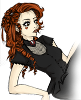 Emilie Autumn pin-up by darkflower8923
