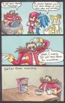 Eggman's Breakfast by SpeedLimit-Infinity