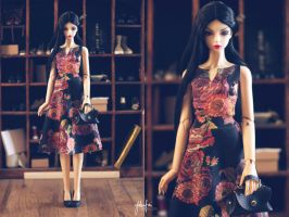 5th Atelier: Old Roses by Ylden