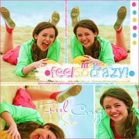 Make me Feel So crazy + by Letsgomiley