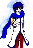 kaito by Pyrope-Pirate