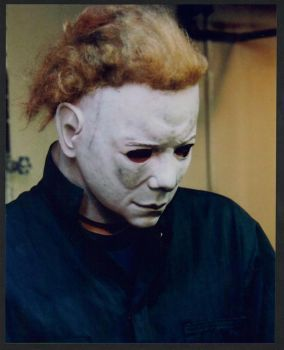 Michael Myers Mask by KH-FX