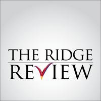Ridge Review Logo by inkWanderer