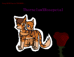 Thornclaw + Rosepetal by Angelcloud0090