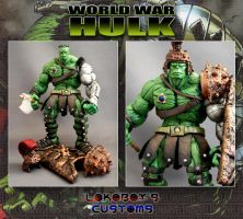World War Hulk by Lokoboys