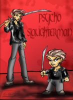 PsychoSlaughterman - Complete by CelticMagician
