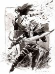Final Fantasy 8 : Inktober 19, 2016 by aaronminier