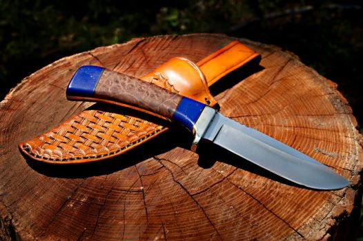 Blue Maple Skinner by mikey67156