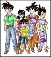 After DBZ by Videl90