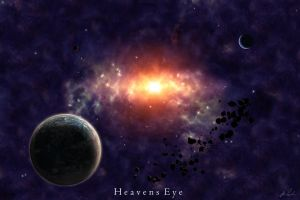 Heavens Eye by psamtik
