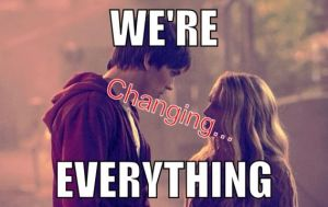 We're Changing Everything by campbellsoup1549