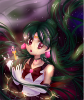 Sailor Pluto by HatsuneSnow