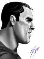 superman by mSapia