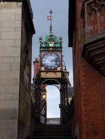 Eastgate Clock by irwingcommand