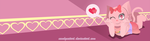 PC - Banner Candy 02 by Ink-cartoon