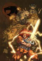 EDU s ThunderCats by deffectx