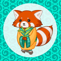 Red Panda by LiliLith