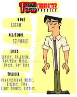 TDS Logan Profile by hielorei