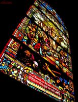 Stained Glass Window by alimuse