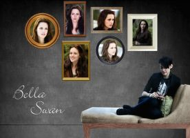 Bella Wallpaper by Mistify24