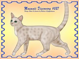 Mauaati Foundation Discovery 27 by Astralseed