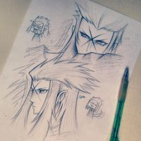 Saix by ShelindaArt