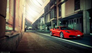 Ferrari F430  Coffee break TWO by dejz0r