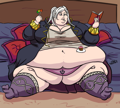 Commission: Robin The Food Pantry by Idle-Minded