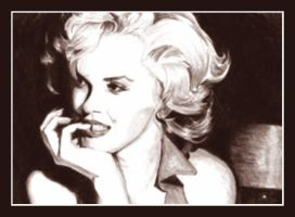 Marylin Monroe Final by bris1985