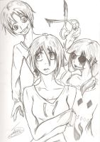 Corpse Party by savvybo