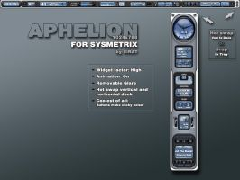 Aphelion for Sysmetrix by Sirat