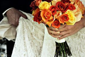 Fall Wedding by searching4sarah