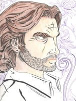 Bigby - The Wolf Among Us by Rizza-Blurian