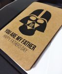 Star Wars - Father's Day Card by beccyboo-412