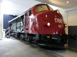 Odense 310814 DSB Litra MY 1112 by kanyiko