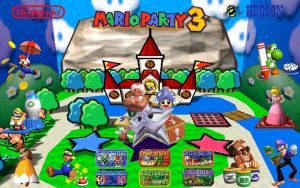 Mario Party: The Threequel by I-2
