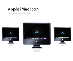 iMac Icon by intelnode