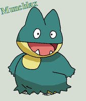 Munchlax by Roky320