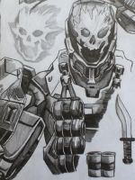 Halo Reach Emile 2 by emichaca